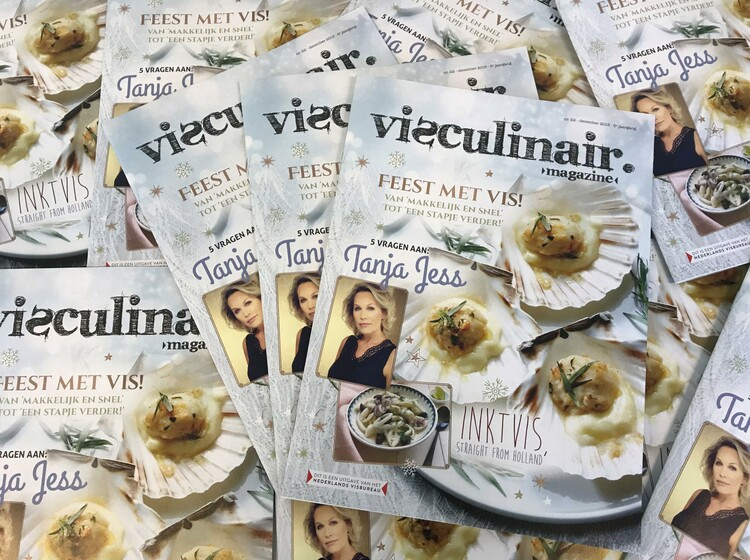 Visculinair Magazine december is uit!
