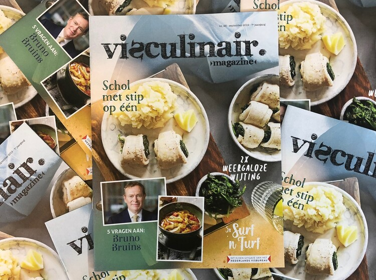 Visculinair najaarseditie is uit!